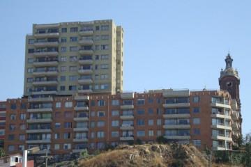 Edificios Mirador de San Francisco, Valparaíso