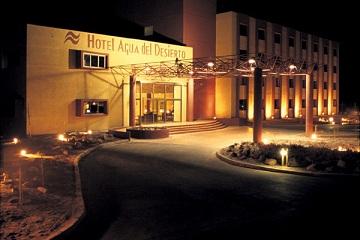 Hotel agua del desierto 360x240